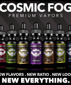 Cosmic Fog & The Lost Fog